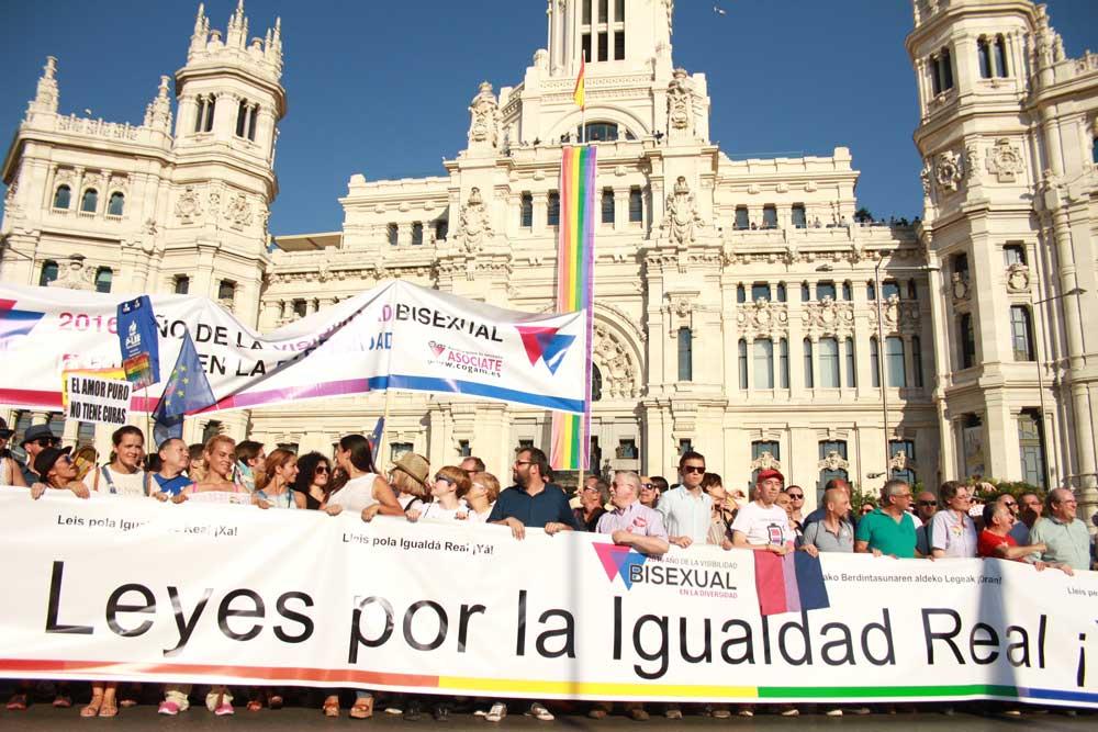 """""""SUBVERSIVAS"""" EXPOSICIÓN 40 AÑOS DE ACTIVISMO LGTB EN ESPAÑA."""